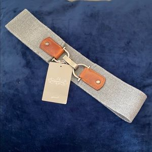 Anthropologie waist belt